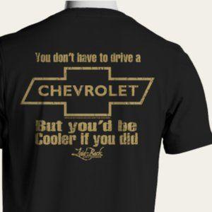 Comfort Colors Chevrolet Preshrunk Cotton T-Shirt